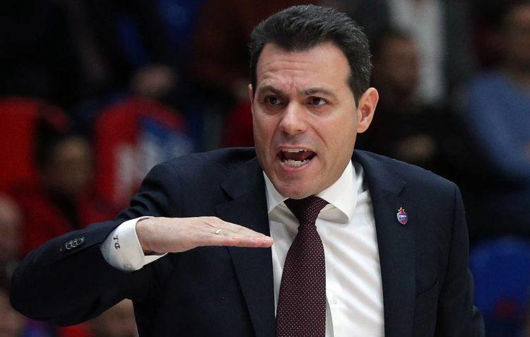 """Dimitris Itoudis: """"Dikkatimizi 40 dakika boyunca kaybetmemeliyiz"""" #EuroLeague"""
