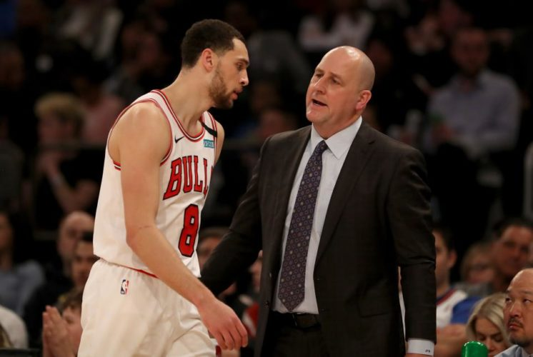 Chicago Bulls, koç Jim Boylen ile yollarını ayırdı #NBA