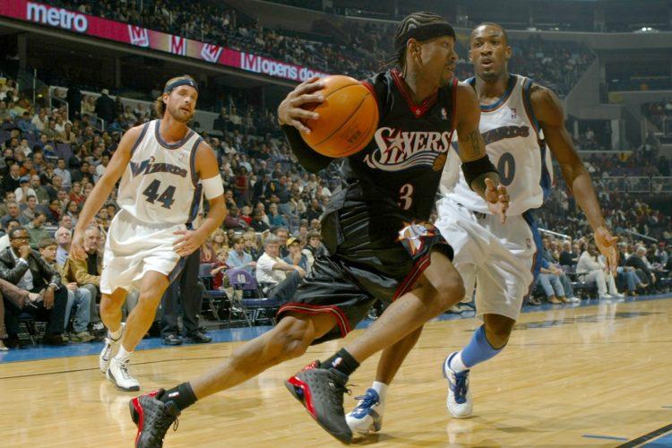 Allen Iverson Giannis ile Durant arasında kaldı #NBA