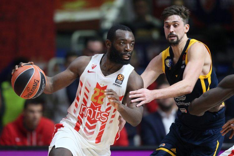Olympiacos ve Charles Jenkins birlikteliği resmileşti #EuroLeague