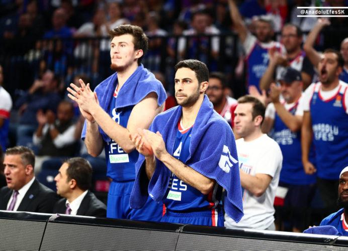 Anadolu Efes, Valencia Basket deplasmanında | #EuroLeague'de günün programı