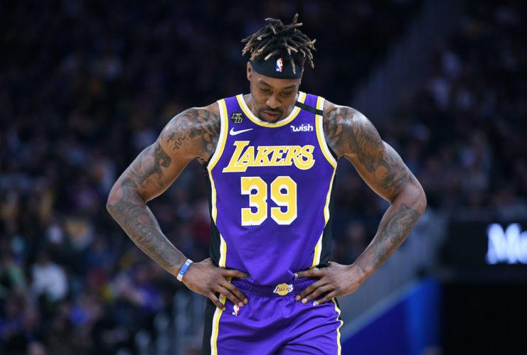 """Dwight Howard, Kobe Bryant'ı andı: """"İşimiz daha bitmedi"""" #NBA"""