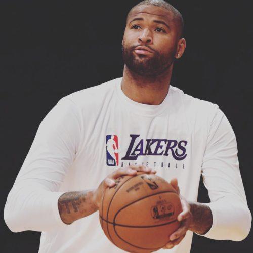 Lakers, DeMarcus Cousins'ı bırakmıyor #NBA