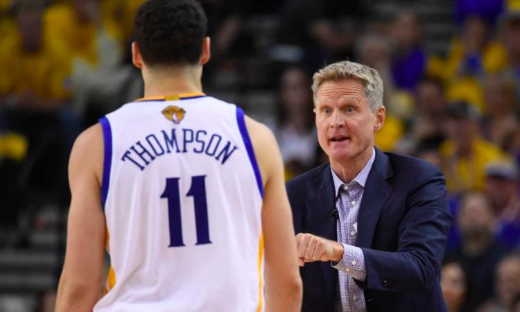 """Steve Kerr: """"Klay Thompson'ın sakatlığına uyum sağlamalıyız"""" #NBA"""