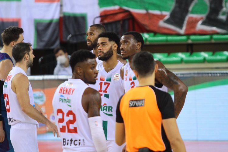 ING Basketbol Süper Ligi'nde dokuzuncu haftanın panoraması #BSL