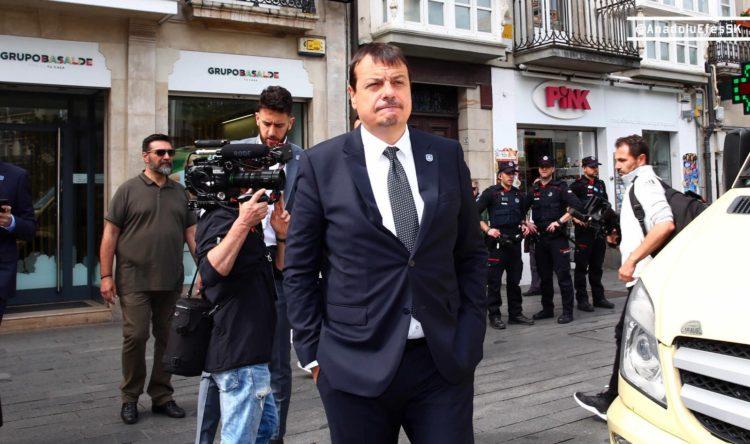 """Ergin Ataman: """"Anadolu Efes güneşi Avrupa'da parlamaya devam edecek"""""""
