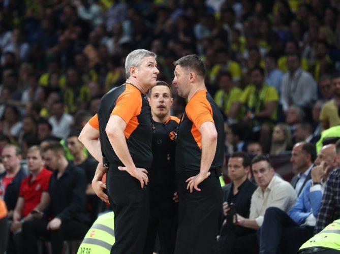 """#EuroLeague'den saldırı açıklaması: """"Bir kez daha olursa turnuvalar Yunanistan dışına çıkabilir"""""""