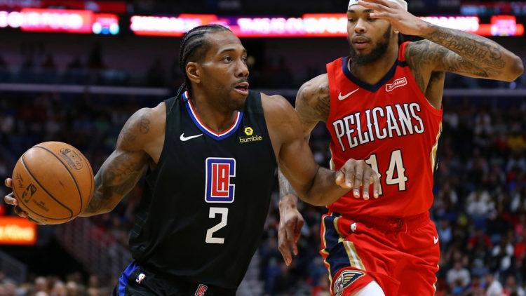 """Kawhi Leonard: """"Zirveye doğru yaklaşıyoruz gibi geliyor"""" #NBA"""