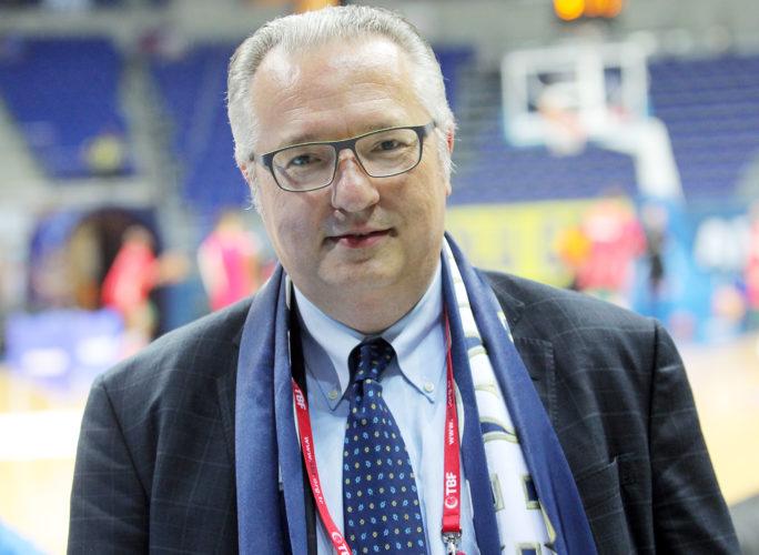 """Maurizio Gherardini: """"Sezonun geleceği hakkında şu anda bir yanıtımız yok"""" #EuroLeague"""