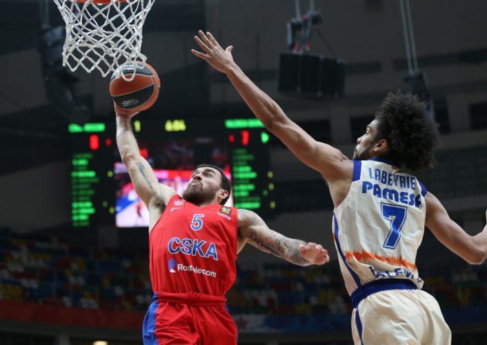 CSKA Moskova, Valencia'nın kilidini ikinci yarıda açtı #EuroLeague