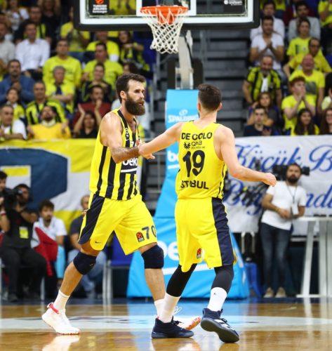 Fenerbahçe Beko Nando De Colo'nun inanılmaz oyunuyla kazandı – ÖZET | VIDEO