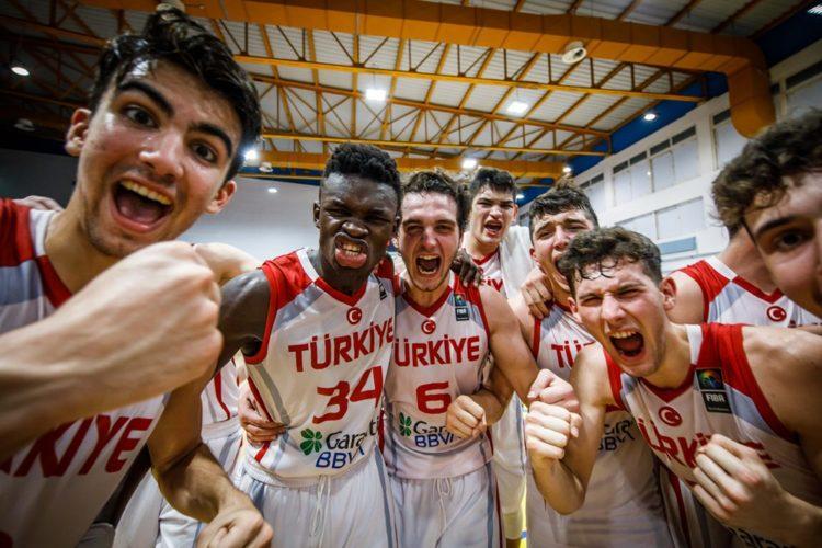 FIBA U18 Avrupa Genç Erkekler Basketbol Şampiyonası Konya'ya alındı
