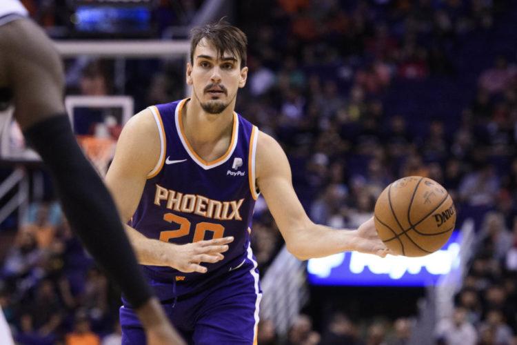 Dario Saric 27 milyon dolara Phoenix Suns'ta kaldı! #NBA
