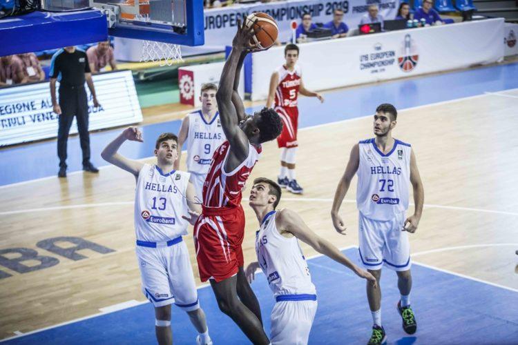 #FIBAU16Europe'yi beşinci bitiren milliler, Dünya Kupası biletini kaptı!