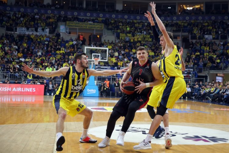 Zenit, Arturas Gudaitis'e kancayı taktı #EuroLeague