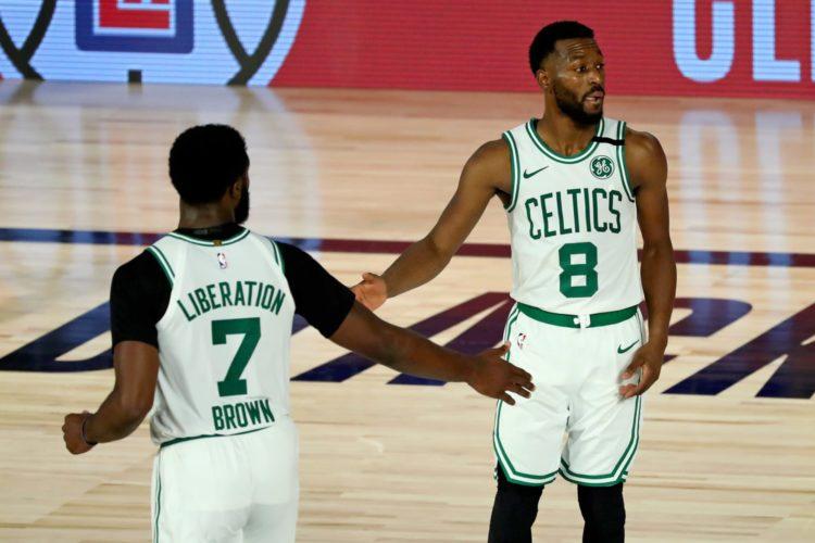 Geceye Celtics damgası   #NBA'de gecenin en iyi beş hareketi